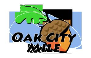 Oak City Mile Logo Transparent